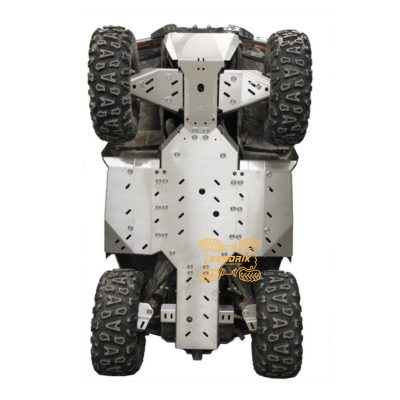 Защита днища квадроцикл CF Moto X8 H.O (18-)