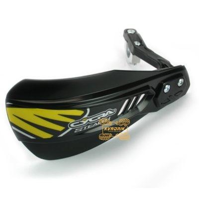 Защита рук для квадроциклов CYCRA с креплением 22/28,6мм. Цвет черный    1CYC-0055-12X