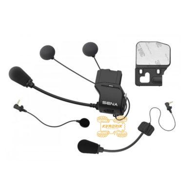Монтажный комплект подключения второго шлема Sena (база) для интеркомов 20S, 20S EVO, 30K с универсальным набором микрофона и наушников         SC-A0318