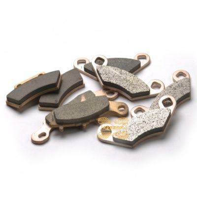 Тормозные колодки для квадроциклов Arctic Cat 150 90, KYMCO 150 125 90 50, Kawasaki 90 50  DELTA-DB2023