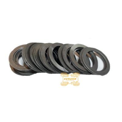 Оригинальный набор шайб карданного вала для квадроциклов Suzuki King Quad 750 500 450 400 (05-13), Eiger (03-07), Vinson 500 (04-07), Ozark 250 (02-09,12)      24945-03811
