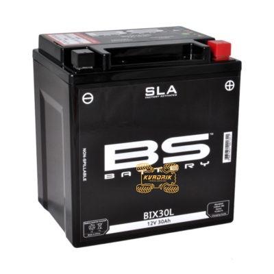 Аккумулятор BS-Battery BIX30L 166X126X174 необслуживаемый