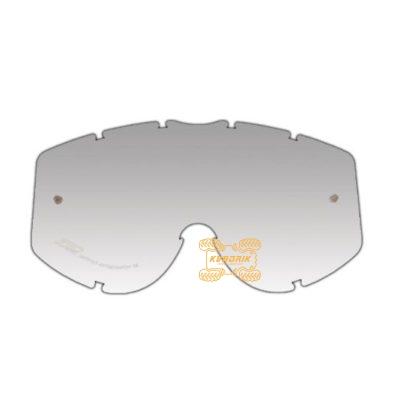 Линза PROGRIP PG3213 для моделей 3200/3201/3204/3301/3400/3404/3450 цвет прозрачный ANTI-SCRATCH, ANTI-FOG, ANTI-UV  PZ3213