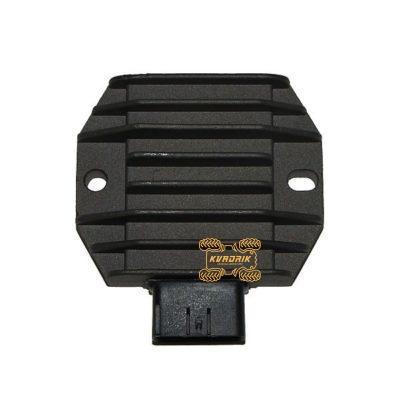 Регулятор напряжения X-ATV для квадроцикла Yamaha Grizzly 660 400 350 125, Raptor 660 700, Kodiak 450 400; Suzuki LTR 450 400   ESR441 5BN-81960-00-00  32800-38F10