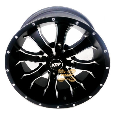 Диск на квадроцикл ATP AR638 14x7 4+3 4/136 Can-am Outlander, Renegade, Maverick, Commander