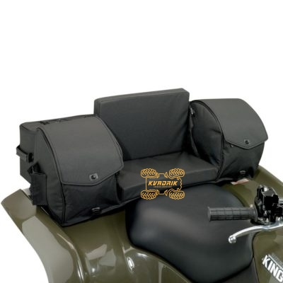 Кофр для квадроцикла Moose RIDGETOP REAR RACK BAG черный (94x48x30)   3505-0121