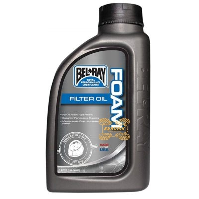 Пропитка воздушного фильтра Bel-Ray Foam Filter Oil 1л    99190-B1LW