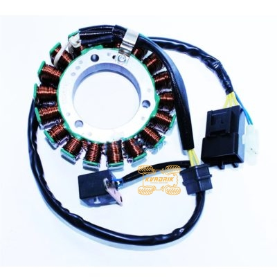 Оригинальный статор для квадроциклов CFMoto X5, X6 (14-), Z6 (14-)     0180-032000-0001, CF188-032000-0001