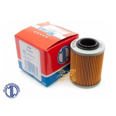 Масляный фильтр MEIWA P 5010 (HF152) для квадроциклов Bombardier, Can-Am, CFMoto 450/550/X8