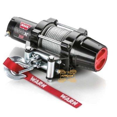 Лебедка для квадроцикла  WARN VRX 35  IP68  (3500фунтов - 1588кг)   101601    4505-0722
