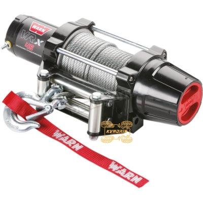 Лебедка для квадроцикла или багги  WARN VRX 45  IP68  (4500фунтов - 2041кг)   101603    4505-0724