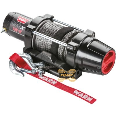 Лебедка для квадроцикла или багги  WARN VRX 45-S   (4500фунтов - 2041кг)   101604   4505-0725