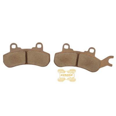 Колодки тормозные левые DP Brakes для багги Can Am Maverick X3, Defender, Traxter  1721-2521, DP572, 715900379