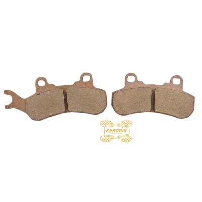 Колодки тормозные правые DP Brakes для багги Can Am Maverick X3, Defender, Traxter  1721-2522, DP573, 715900380
