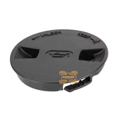 Оригинальный лючок маслозаливной горловины для квадроцикла Yamaha Grizzly 550 (12-14) 700 (12+), Kodiak 700 (16+)   1HP-F8239-00-00