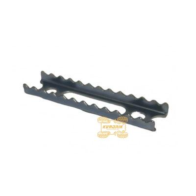 Оригинальная металлическая подножка (зацеп под подошву) со всем креплением для квадроциклов Yamaha Grizzly 700 660 550 125 (02-13), Kodiak 400 (00-02)   5GH-2741A-10-00, 5GH-2741A-00-00