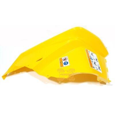 Оригинальный пластик задний левый, желтого цвета BRP для квадроциклов Can Am Outlander L 450 L500 (15), Outlander L - Outlander L MAX (16) 715002701