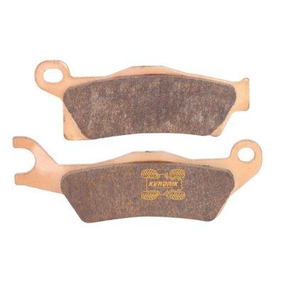 Оригинальные задние и передние правые тормозные колодки для квадроцикла Can-Am Оutlander G2 450 500 570 650 800 1000, Renegade  1000 800 500   988-21, 1721-2123, FA617, DB2215, 705601014