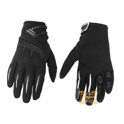 Перчатки летние Spectrum черные размер XL