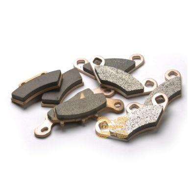 Тормозные колодки задние для квадроцикла Yamaha Raptor 700 (06-12)  DB 2162