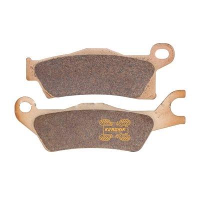 Передние левые тормозные колодки Moto-Master для квадроцикла Can-Am Оutlander G2 450 500 570 650 800 1000, Renegade 1000 800 500  989-21, 1721-2124, FA618, DB2216, 705601015
