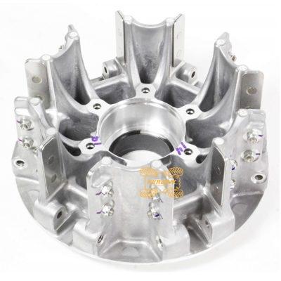 Оригинальный диск, тарелка ведущего вариатора внешняя BRP для багги Can Am Maverick Turbo (18+)  420280461