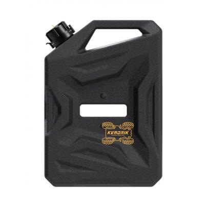 Канистра Tesseract экспедиционная 5л, цвет черный для квадроцикла или внедорожника