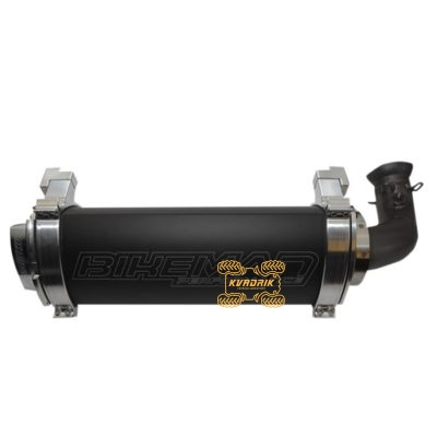 Глушитель BMP Ceramic Black для багги Polaris RZR 1000 XP (15+)   18310750