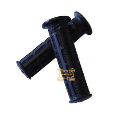 Ручки для квадроцикла (для рулей диаметром 22мм) X-ATV цвет черный  392.0020