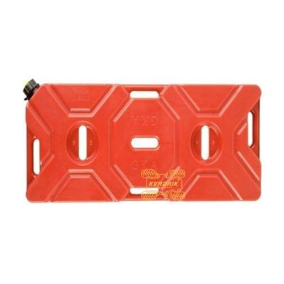 Канистра GKA экспедиционная 20л, цвет красный для квадроцикла или внедорожника