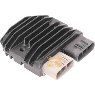Регулятор напряжения для квадроцикла и багги CAN-AM, HONDA, KAWASAKI, POLARIS, YAMAHA 31600-HP0-A01, 710000870, 710001103, 710000908, 21066-0022, 21066-0758, 4012941, 1D7-81960-01-00 SMF-RT027, RC-027