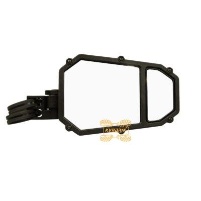 Боковое зеркало Moose Elite Series Pro UTV Side Mirror подходит на каркас толщиной от 1,75 до 2,25 дюйма   0640-1195