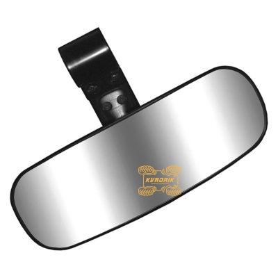 Центральное зеркало заднего вида Moose Utility Vehicle Mirror подходит на каркас толщиной 1,75 дюйма  11170   0640-0543