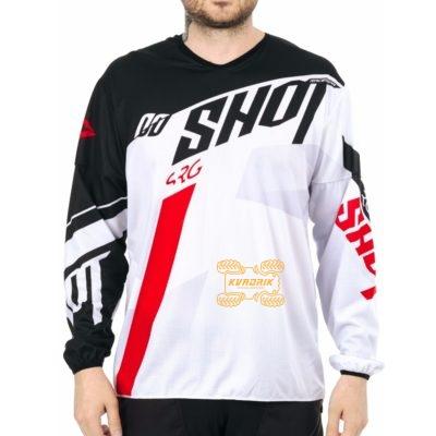 Джерси Camisa Motocross Shot размер L