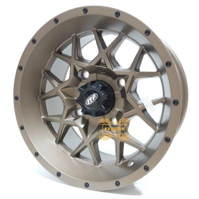 Колесный диск на квадроцикл  - ITP Hurricane Bronze 14x7 5+2 4/136
