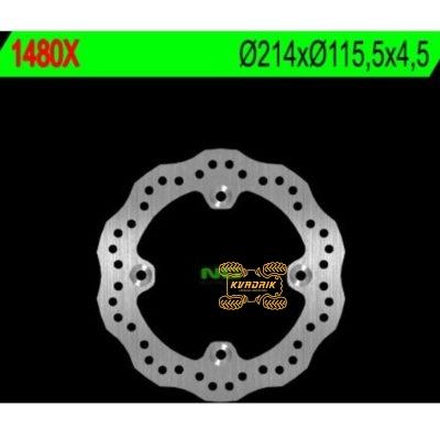 Тормозной диск передний/задний NG Brakes для квадроцикла Can Am Renegade/Outlander