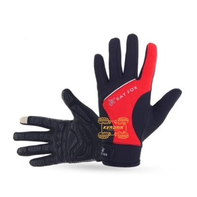 Перчатки летние X-ATV черно-красные PH008
