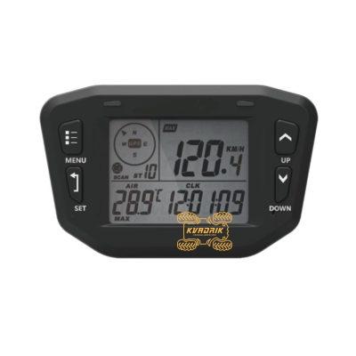 Универсальная панель приборов (спидометр) X-ATV с встроенным GPS   LI-SM002
