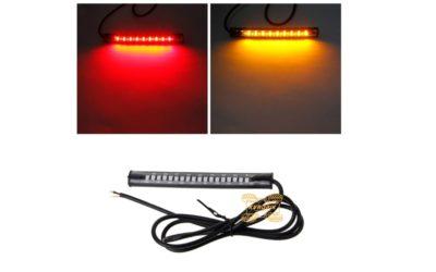 Свежая доставка светодиодной ленты LED-STRIP (красный + оранжевый цвет)