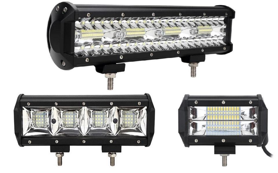 Новые LED-балки большой мощности в компактных корпусах