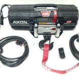 Лебедка для квадроцикла и багги WARN AXON 55  IP68  (5500фунтов — 2495кг)  101155
