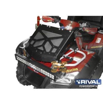 Вынос радиатора (с установочным комплектом) Rival для квадроцикла Honda TRX 680 (2011+)  444.2106.1