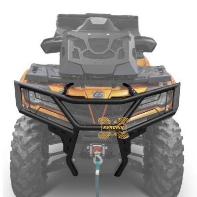 Кенгурятник передний Rival для квадроцикла CFMoto X8 H.O, X10 (2018+) 444.6881.1
