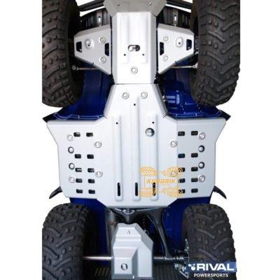 Защита днища Rival для квадроцикла Yamaha Grizzly 350 (2012+) 444.7140.1