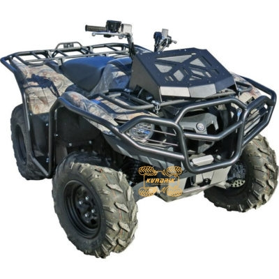 Вынос радиатора с комплектом шноркелей Rival для квадроцикла Yamaha Grizzly 700 (2012-2015)  444.7148.1