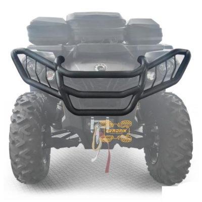 Кенгурятник передний Rival для квадроциклов Can-Am Outlander G2 500/650/800/850/1000 (2012+) 444.7238.1