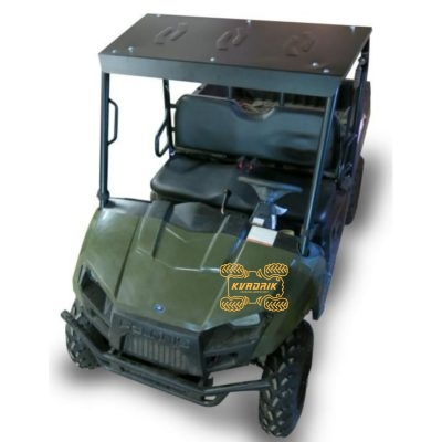 Крыша алюминиевая Rival для багги Polaris Ranger 570/400 (2013-2014)   444.7417.1
