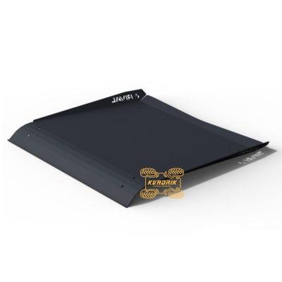 Крыша алюминиевая Rival для багги Polaris RZR 1000 (2013+)   444.7435.1
