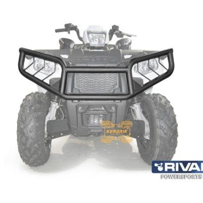 Кенгурятник передний Rival для квадроцикла Polaris Sportsman 450/570 (2014+) 444.7442.1