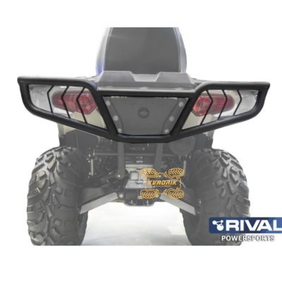 Кенгурятник задний Rival для квадроцикла Polaris Sportsman 450/570 (2014+)  444.7443.1